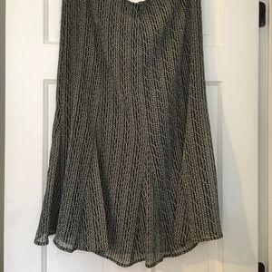Flouncy Summer Skirt, size 16, fits 12-14